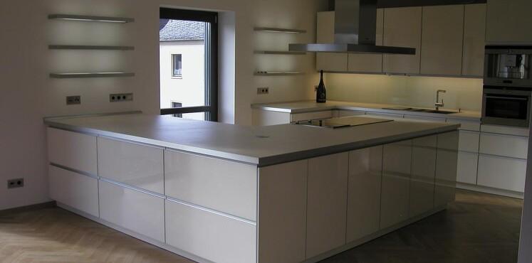 Kuchenhaus am technischen rathaus kuche und kuchen in for Lichtband küche